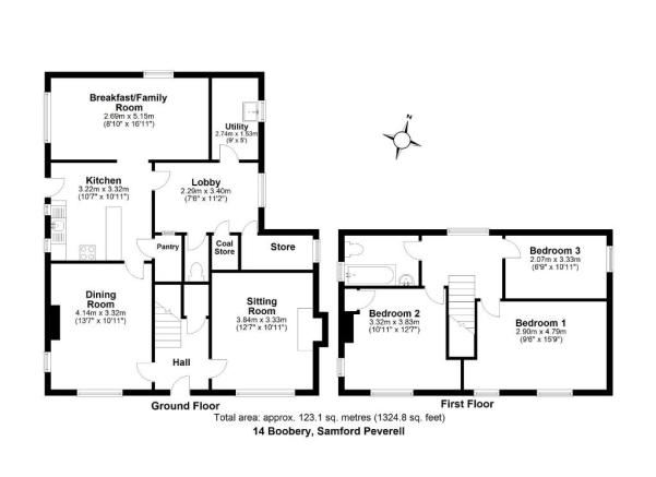 Plot for sale in HOUSE PLUS POTENTIAL PLOT PLUS PADDOCK