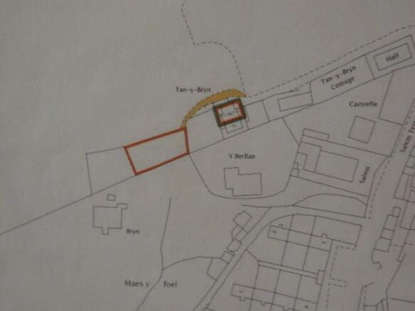 Land for sale in Rhyd Y Foel, Abergele, LL22