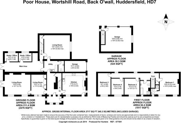 4 bedroom detached house for sale in Wortshill Road