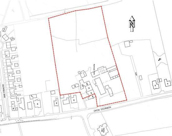 Land for sale in Development Site, Normoss Farm, Poulton
