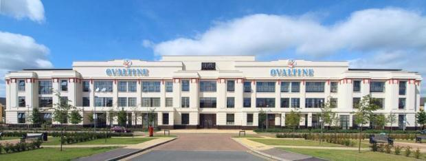 2 bedroom flat for sale in Ovaltine Court Ovaltine Drive