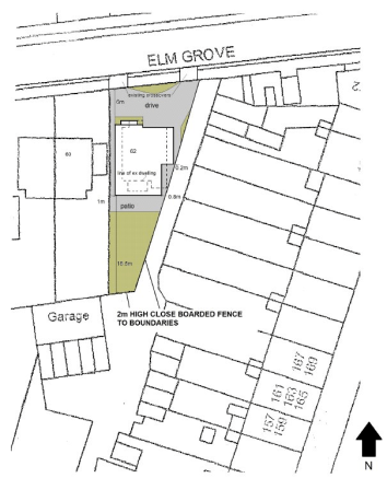 Land for sale in Elm Grove, Thorpe Bay, SS1, SS1