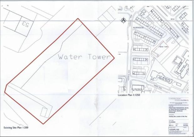 Land for sale in Barons Road, Motherwell, ML1