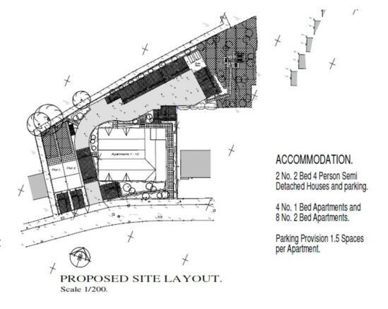 Land for sale in Wood Street, Lanesfield, Wolverhampton, WV4