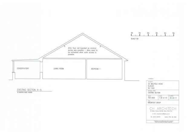 2 bedroom semi-detached bungalow for sale in Walpole Road