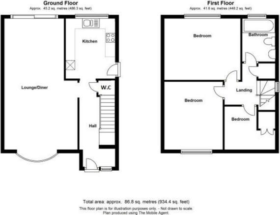 3 bedroom semi-detached house for sale in Upper Beeding, BN44