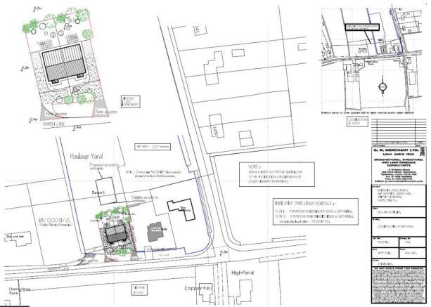Land for sale in Market Lane, Walpole St. Andrew, Wisbech