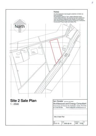 Land for sale in Creek Fen, March, PE15