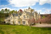 11 bedroom detached house for sale in Rothes, Aberlour ...