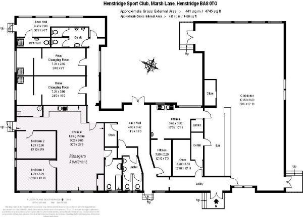 Commercial property for sale in Henstridge, Somerset, BA8