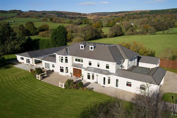 10 bedroom detached house for sale in Penhow Caldicot NP26