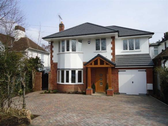 5 Bedroom Detached House For Sale In Manor Road Extension Oadby