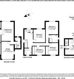 5 bedroom detached house for sale in the avenue bishops waltham southampton hampshire so32 so32 [ 1350 x 914 Pixel ]