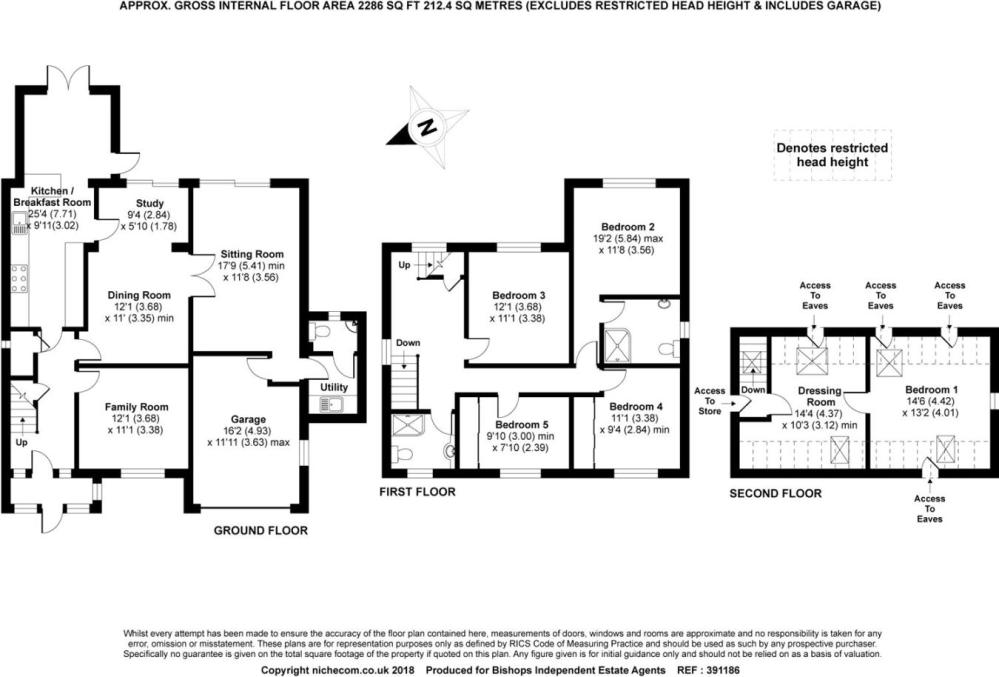 medium resolution of 5 bedroom detached house for sale in the avenue bishops waltham southampton hampshire so32 so32