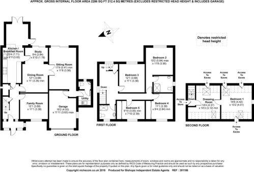 small resolution of 5 bedroom detached house for sale in the avenue bishops waltham southampton hampshire so32 so32
