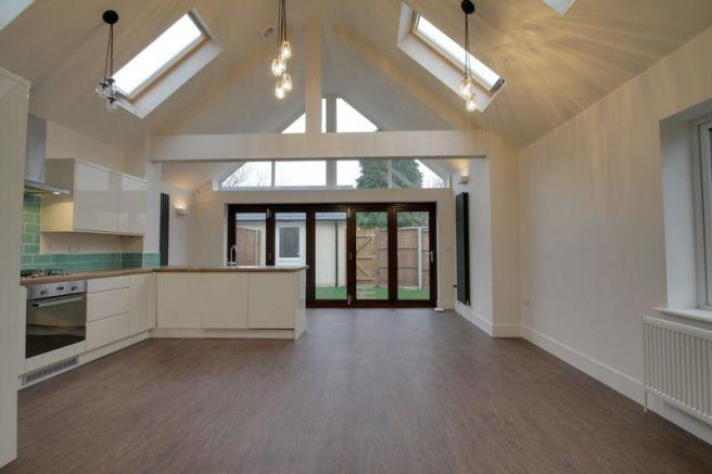 Creating A Vaulted Ceiling In Bungalow Uk | www.energywarden.net