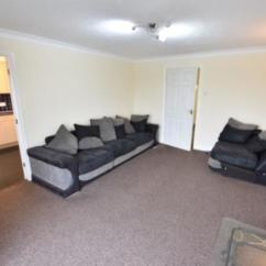 Sofa Preston Docks Black Sectional Leather 2 Bedroom Apartment To Rent In Britannia Wharf Pr2 Lounge Kitchen