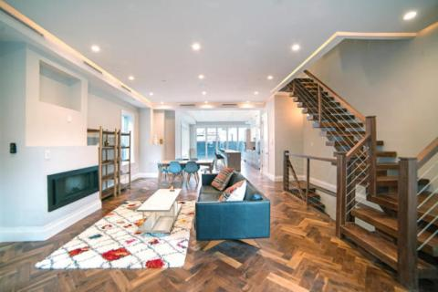 5 bedroom town house for sale in Brooklyn, New York, USA