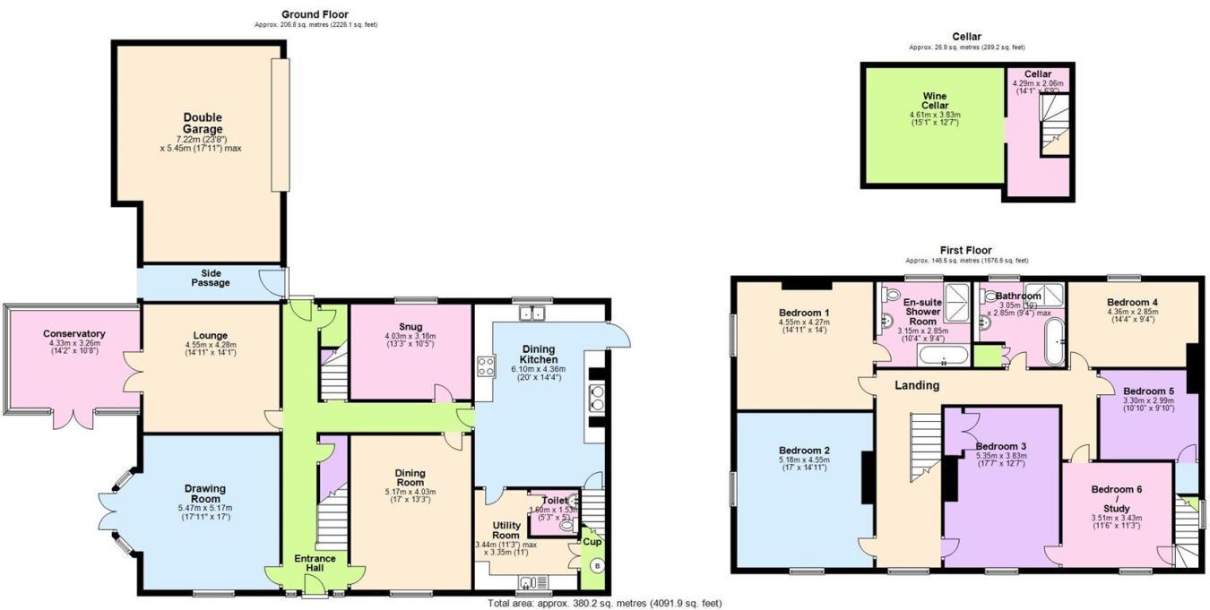 hight resolution of 6 bedroom detached house for sale in tollerton lane tollerton nottingham ng12