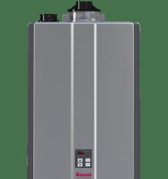 ru199in ru model series super high efficiency plus tankless water heater [ 1769 x 2550 Pixel ]