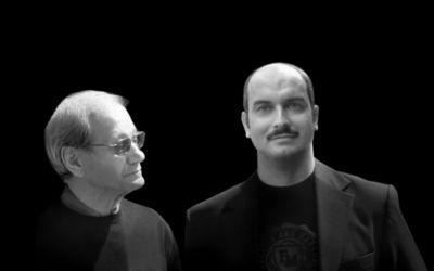 Roberto Tapinassi  Maurizio Manzoni designer che collabora con Roche Bobois