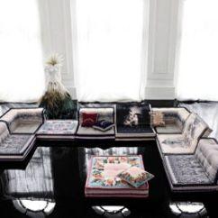 Sofa Mah Jong Roche Bobois Precio Prague Ii Composition Couture Jean Paul Gaultier