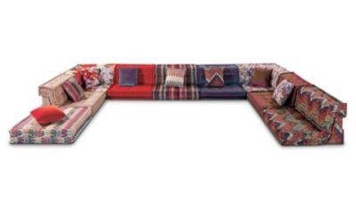 sofa mah jong roche bobois precio old removal dublin composition missoni home
