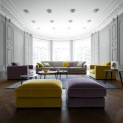 Living Room Furniture Long Island How To Decor A Small 2 Modular Sofa Nouveaux Classiques Collection Roche
