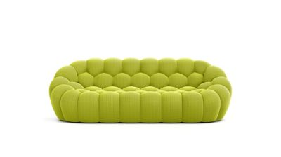 bubble sofa roche bobois cost modern furniture sleeper large 3 seat