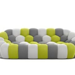 Bubble Sofa Roche Bobois Cost Large Sectional Sofas With Ottoman 3 Seat