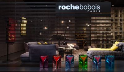 Salon International de Milan 2017  Roche Bobois