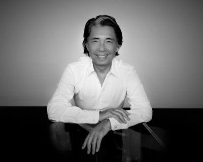 Kenzo Takada Designer In Partnership With Roche Bobois