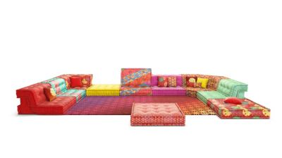 the mah jong sofa from ligne roset baxton studio rhett convertible composition missoni home roche bobois
