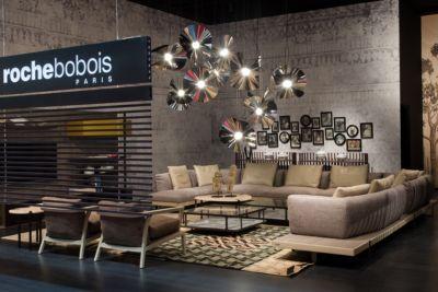 Salon International de Milan 2018  Roche Bobois