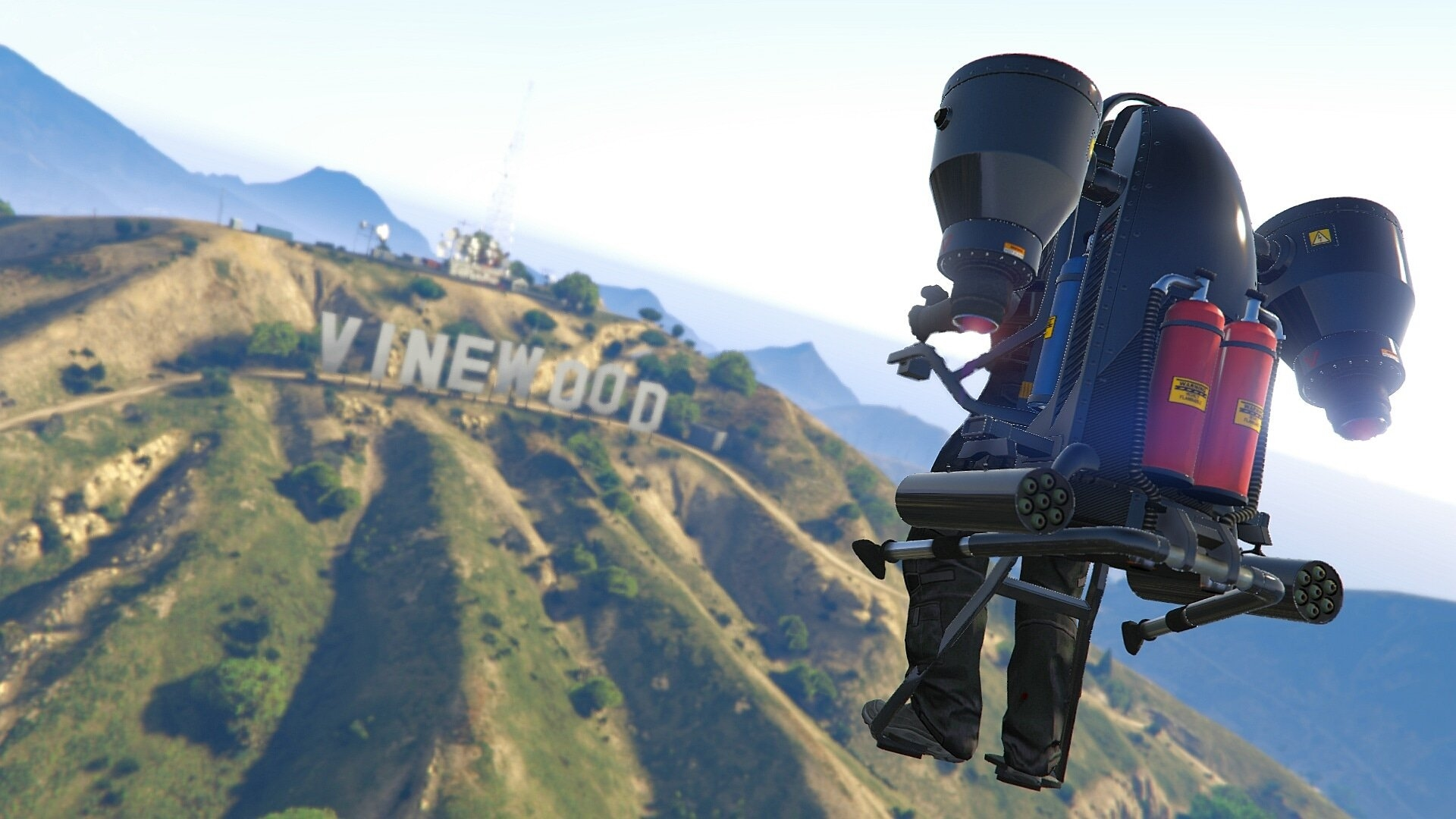 Vinewood Mammoth Thruster