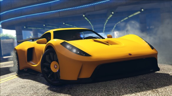 """GTA V – Patch 1 27 / 1 43 """"Southern San Andreas Super Sport"""