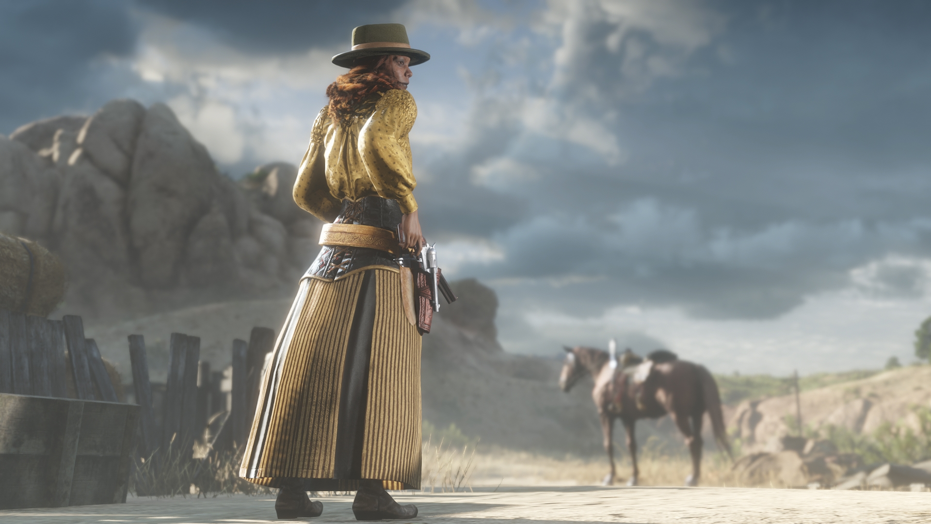 Illustration de Red Dead Online