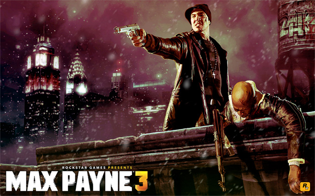 Fall In New York Wallpaper Max Payne 3 Original Artwork Disorganized Crime