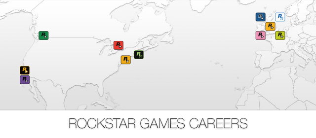 Brand New Rockstar Careers Site Launched  Rockstar Games