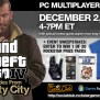 Gtaiv Pc Social Club Multiplayer Event On Games For