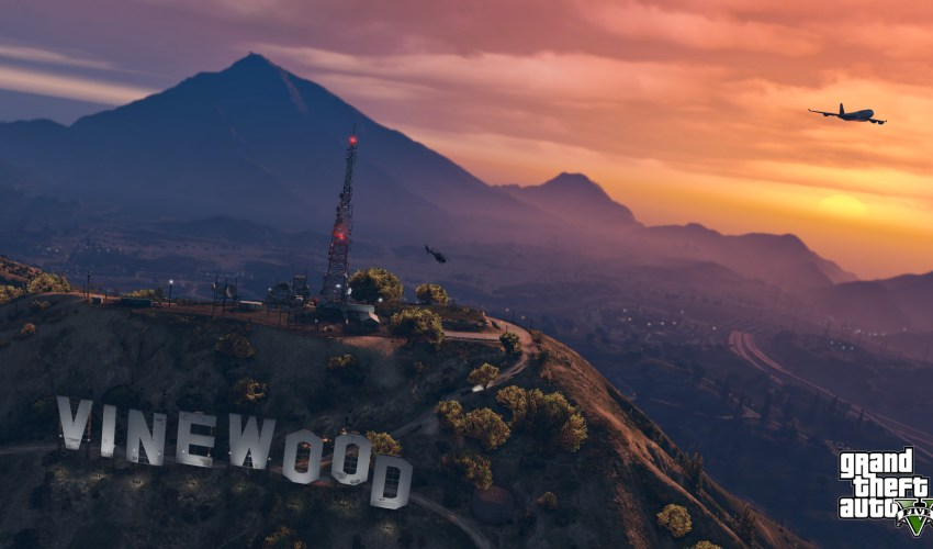 Grand Theft Auto V Dated For PlayStation 4, Xbox One & PC 2
