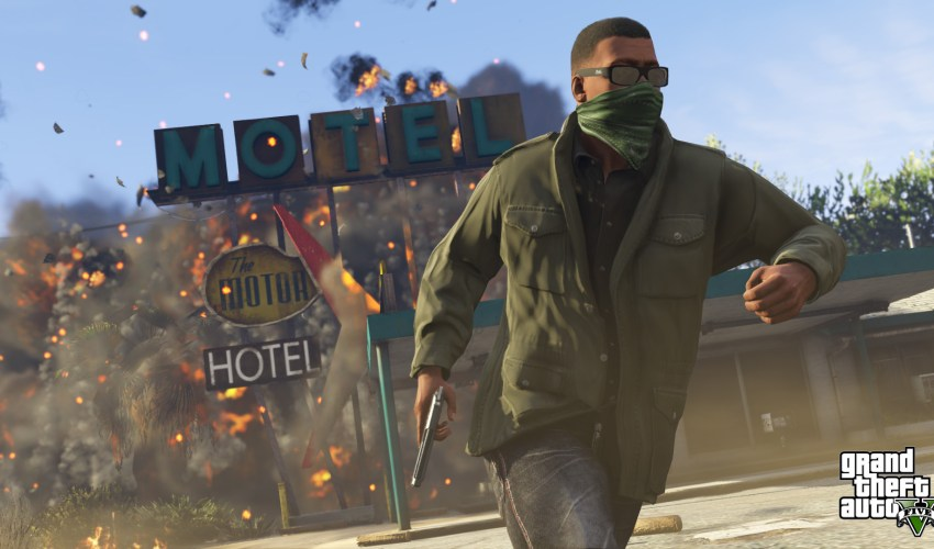 Grand Theft Auto V Dated For PlayStation 4, Xbox One & PC 4