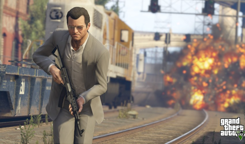 Grand Theft Auto V Dated For PlayStation 4, Xbox One & PC 6