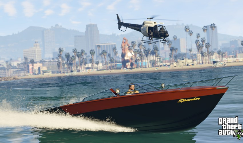 Grand Theft Auto V Dated For PlayStation 4, Xbox One & PC 11