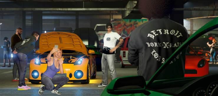 Los Santos Tuners chega ao GTA Online no próximo dia 20 de Julho.