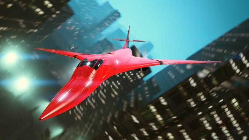 véhicule aérien GTA Online
