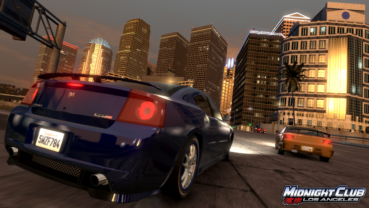 Midnight Club LA Downtown Section Launched RockstarWatch
