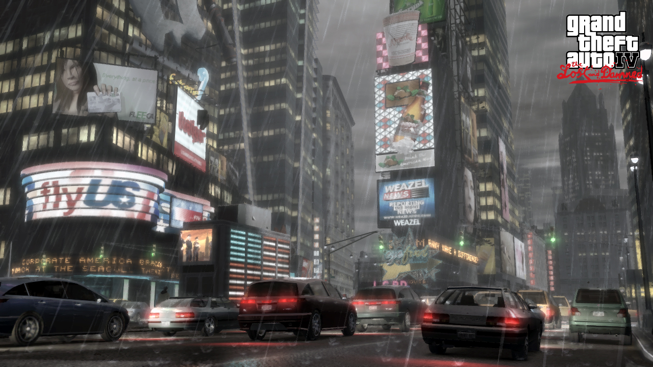 Grand Theft Auto Iv The Lost And Damned News Rockstarwatch