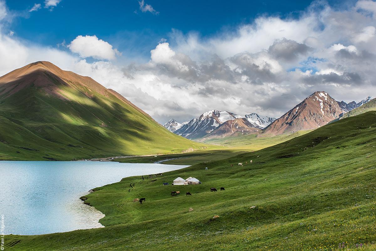 Kirghizistan dans les montagnes dAsie centrale  Routardcom