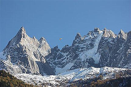montagne massif du mont blanc
